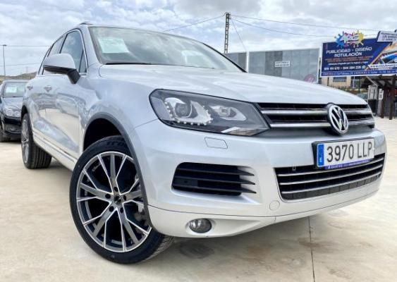 ( 2011 ) VW TOUAREG 3.0 V6 TDI 4MOTION CAR CARAT TIPTRONIC AUTO